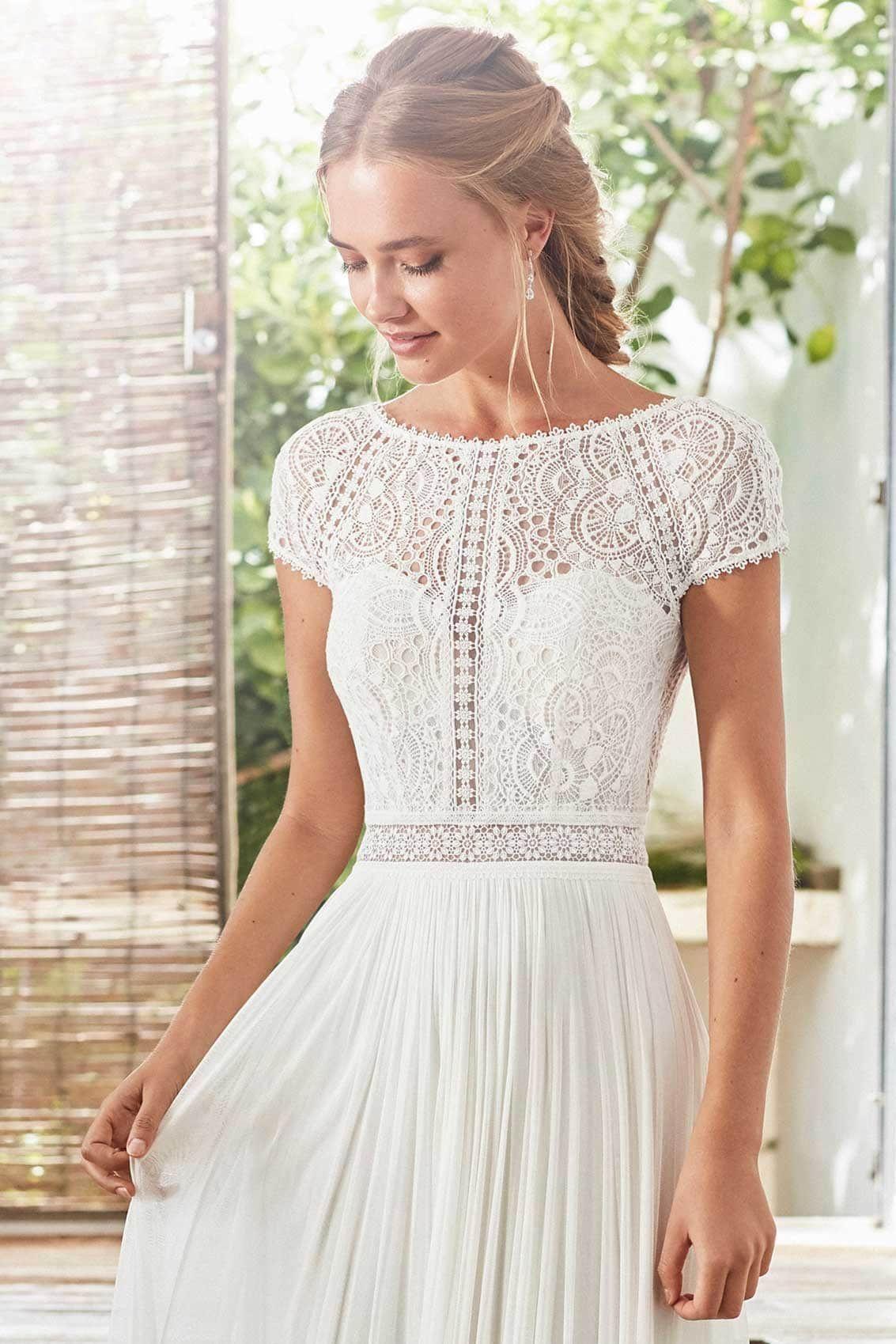Bridal fashion Rosa Clara  Wedding dress calista- Brautmode Rosa