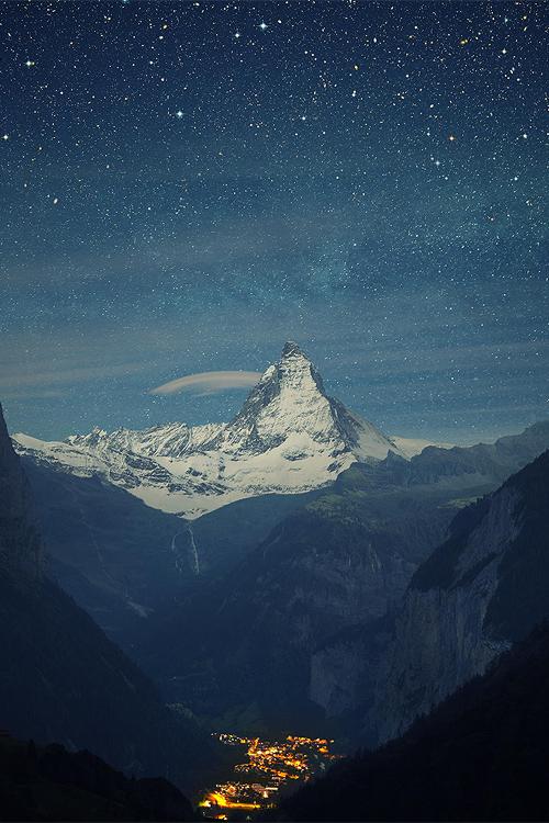 Matterhorn, Switzerland | Visit us at: http://thumb.li