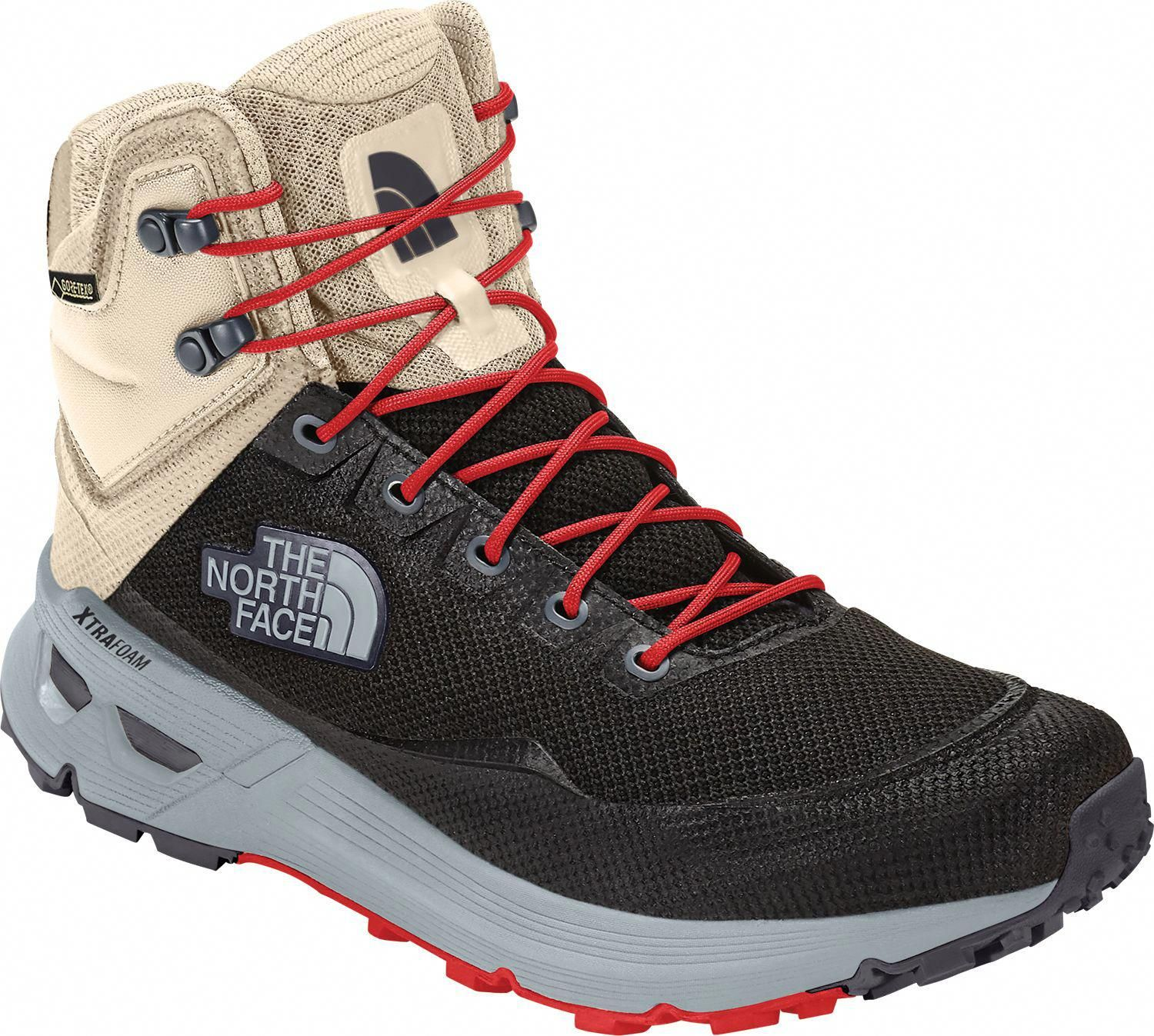 The North Face Men's Safien Mid GTX Waterproof Hiking Boots