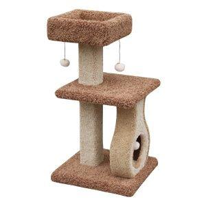 Pet Pals Cat Condo With Platform U0026 Teasers Cat Furniture   Pet Pals,aquarium  Supplies