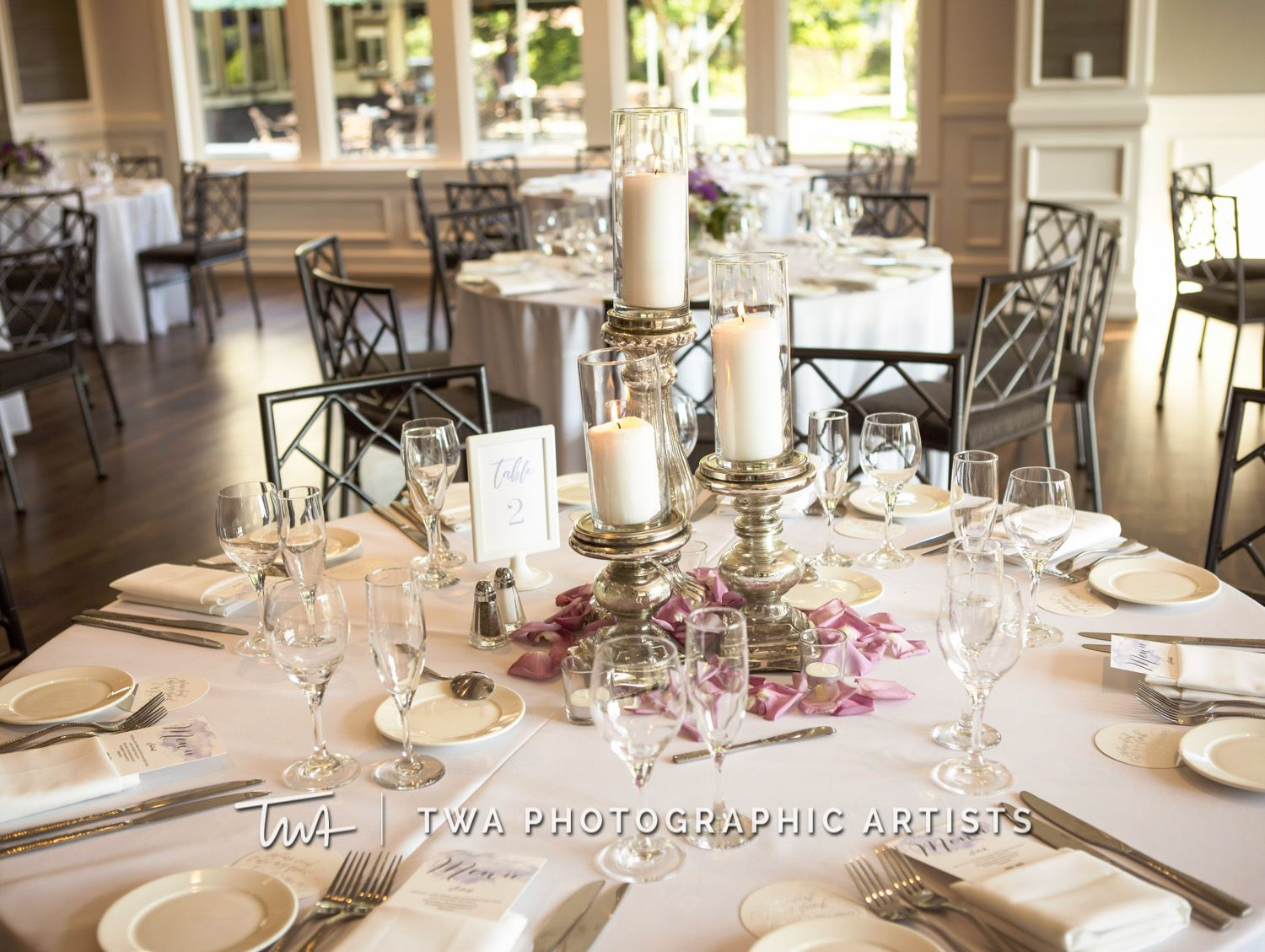Twa Photographic Artists Weddings At Chevy Chase Click The Photo To See Our Website Photographic Artist Chevy Chase Country Club Table Decorations