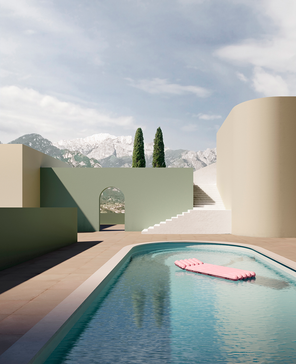 Photo of The Pool Collection Prints – Massimo Colonna – The Cool Hunter