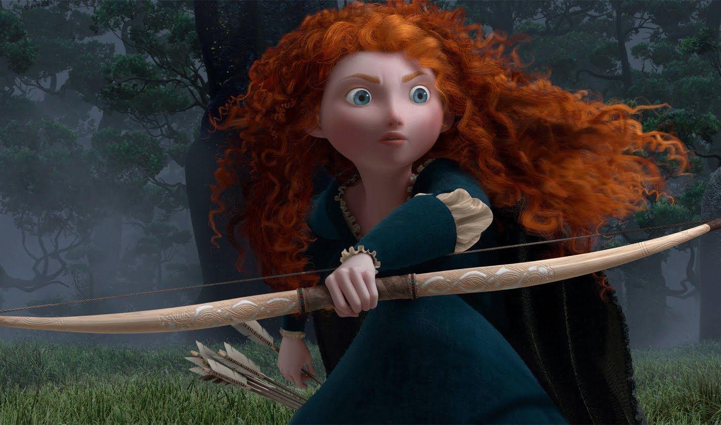Merida Legende Der Highlands Trailer 2 German Deutsch Hd Prinzessin Merida Brave Merida Pixar Filme