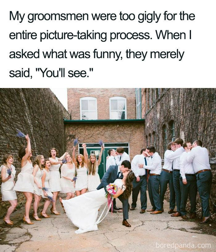 30 Hilarious Memes That Perfectly Sum Up Every Wedding Funny Wedding Meme Funny Wedding Pictures Wedding Meme