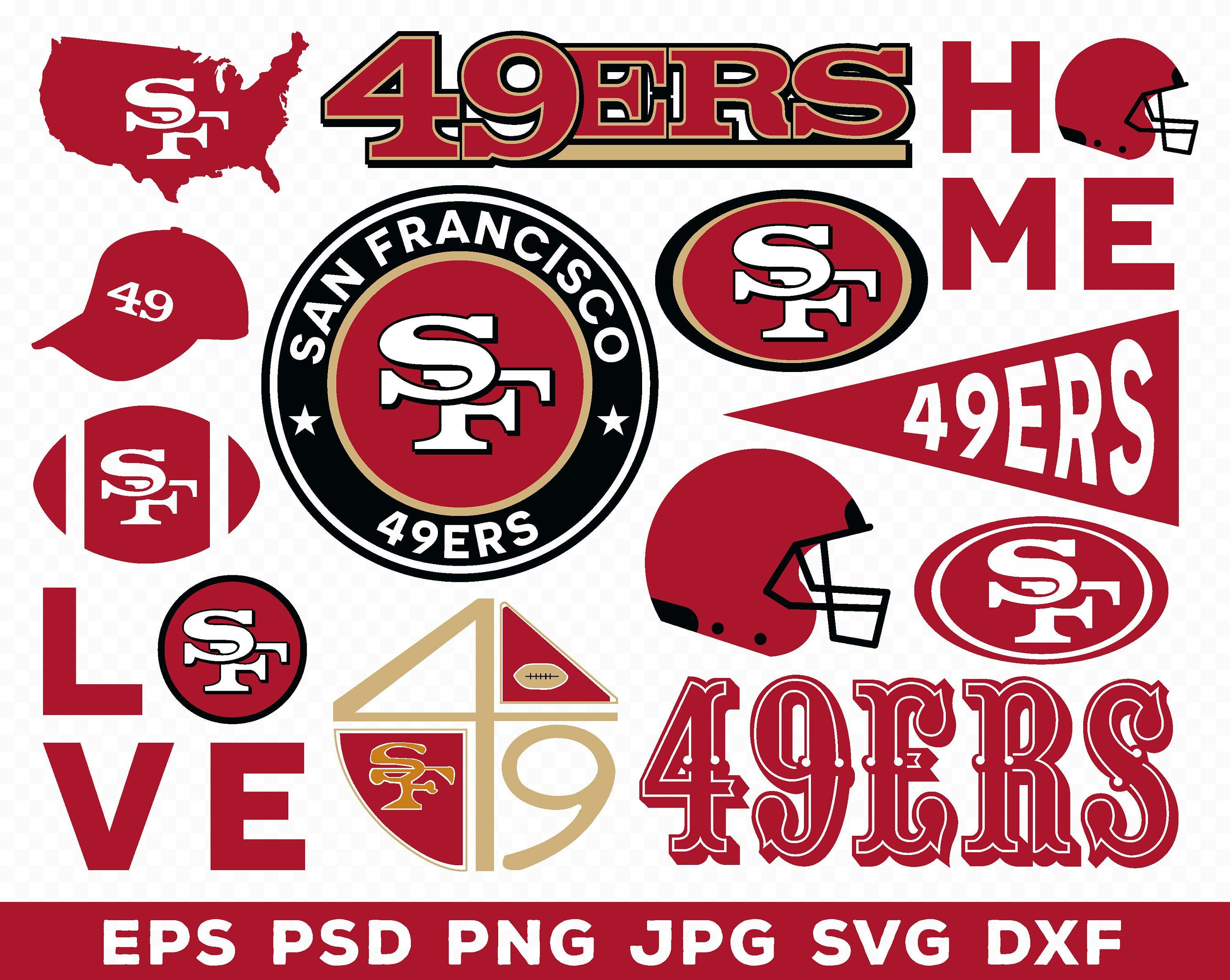 San Francisco 49ers San Francisco 49ers Logo San Francisco 49ers Svg San Francisco 49ers Clipart San Fra San Francisco 49ers Logo San Francisco 49ers 49ers