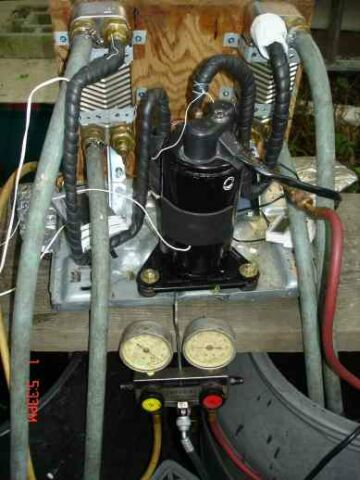 Diy Groundsource Heat Pump Building