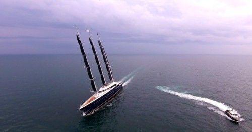 Oceanco 106m S Y Black Pearl Money Is Nobject Pearls Black