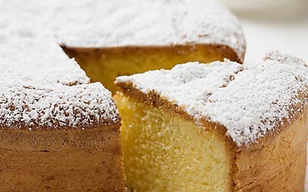 Dolci Da Credenza Torta Paradiso : Tortino al cioccolato con cuore morbido bianco ricetta torta