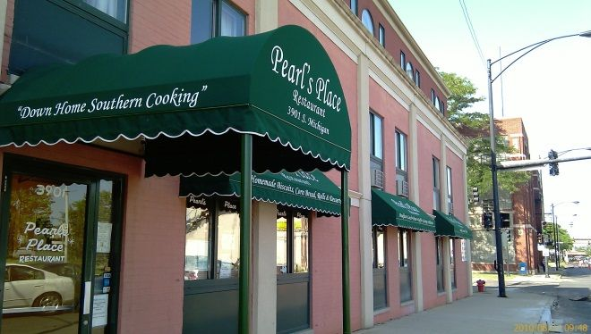 Pearl S Place 3901 Michigan Ave Black Owned Chicago