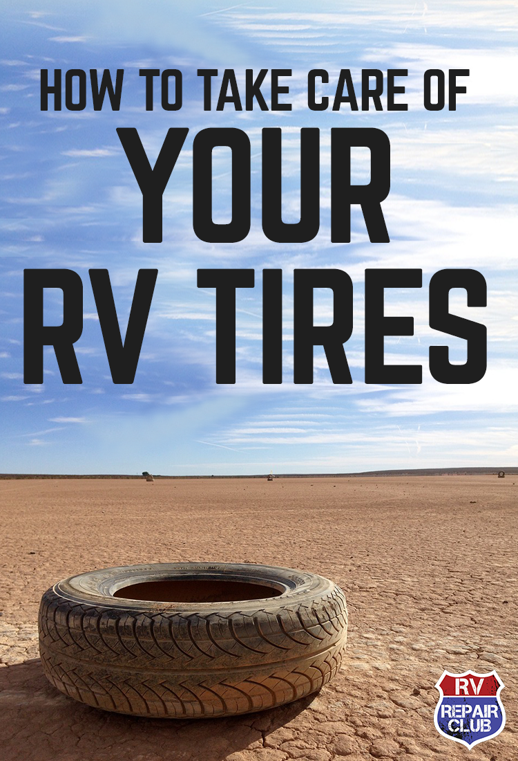 """Most RV owners think they are taking proper care of their tires. After all they periodically check the pressure, take a quick glance or """"whack"""" with a trucker's bat, and keep them clean. Tires are the most important component on an RV, but according to data assembled by the RV Safety & Education Foundation and several tire manufacturers, are also the most neglected."""