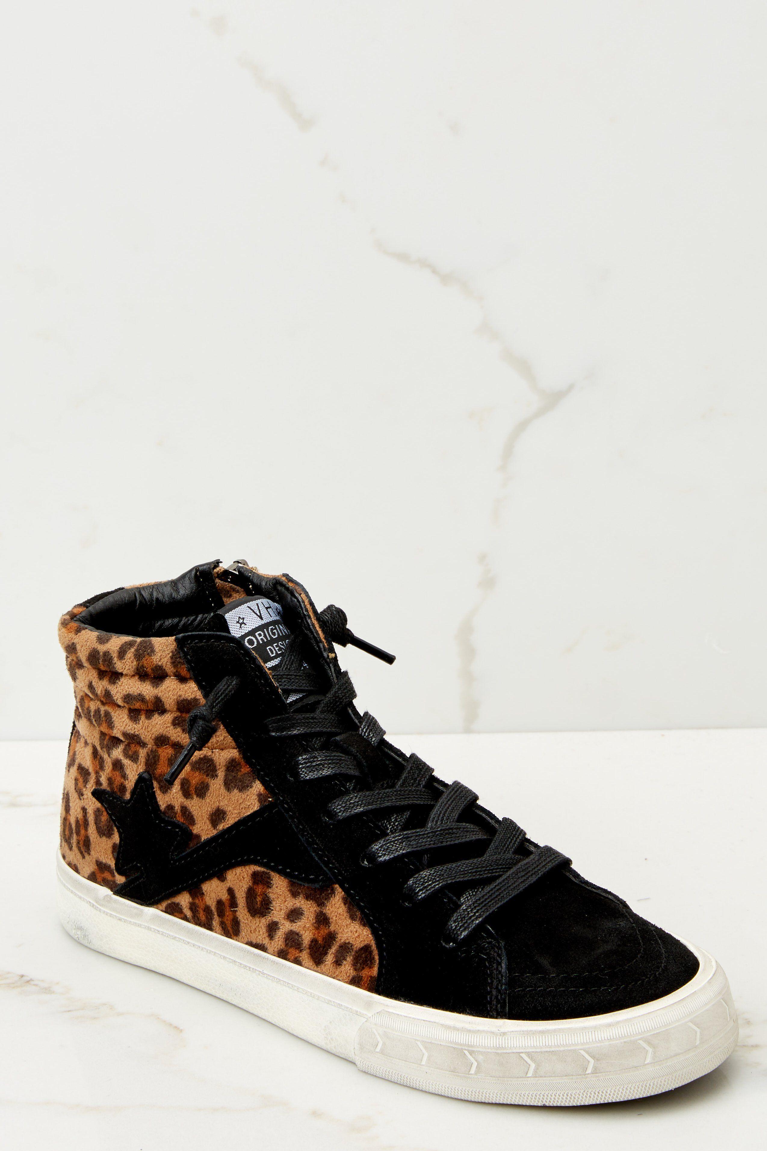 Vintage Havana Cheetah Sneakers