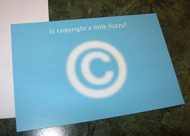 Copyright, Plagiarism & Digital Literacy - a post by Sue Lyon Jones