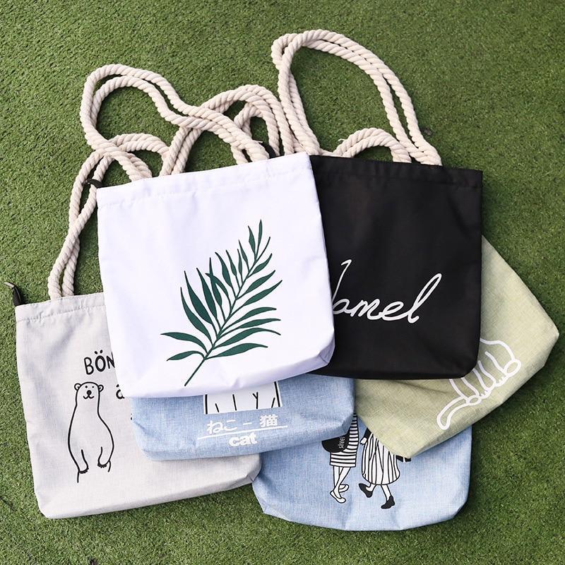 Michigan Logo Womens Tote Bags Canvas Shoulder Bag Casual Handbags