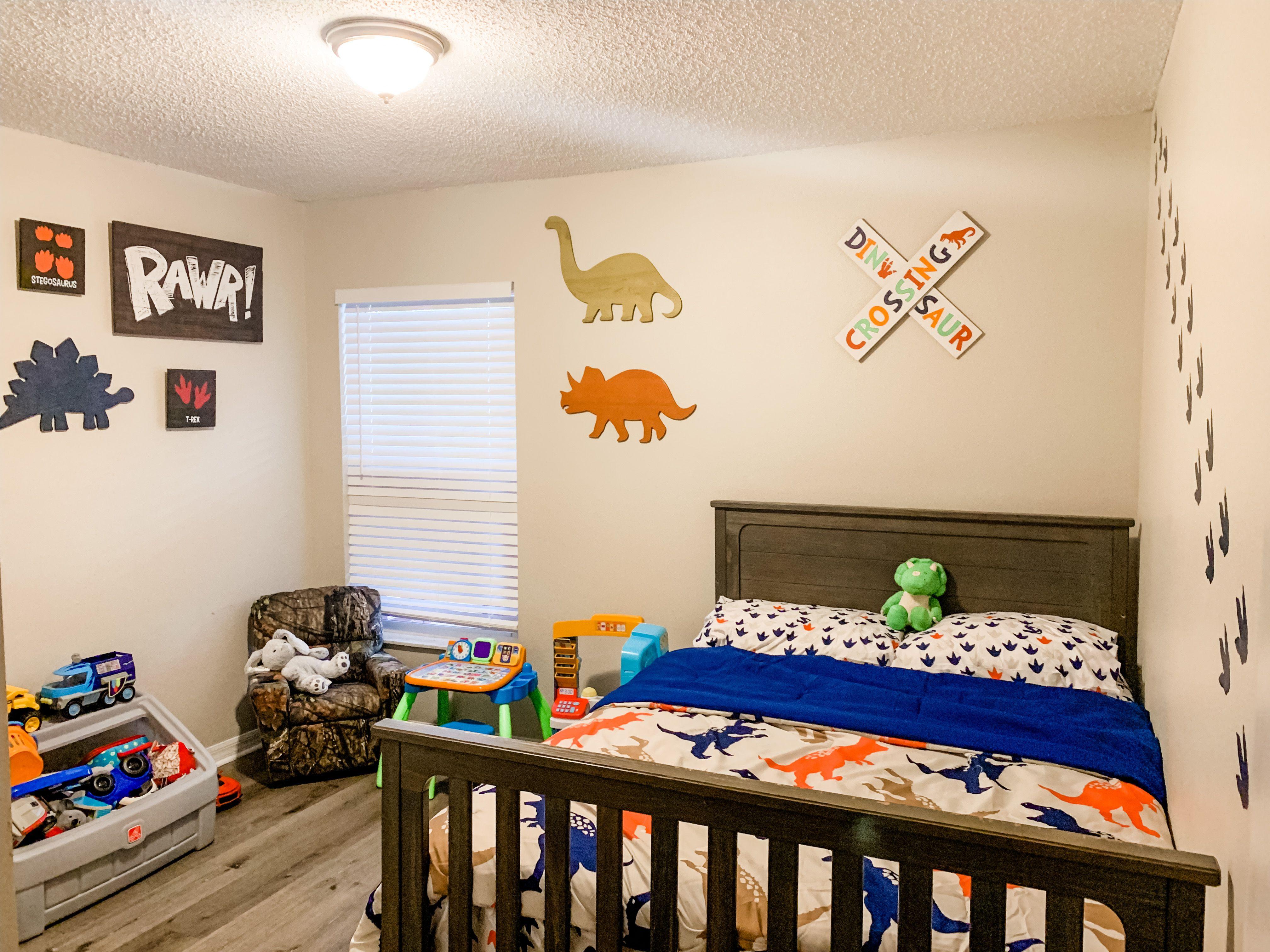 Boy Dinosaur Bedroom Little Boy Bedroom Ideas Toddler Boy Room Decor Dinosaur Boys Room
