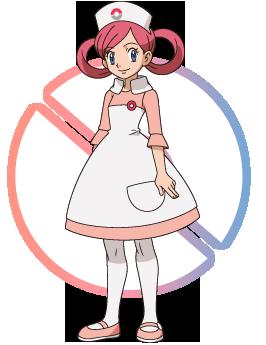 Xy Nurse Joy Png 266 345 All Anime Characters Pokemon Pokemon Characters