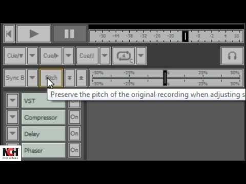 mixpad nch manual