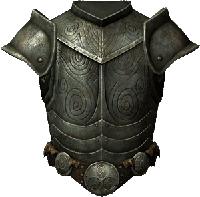 Adamantine Breastplate Magic Armor Armor Fantasy Armor