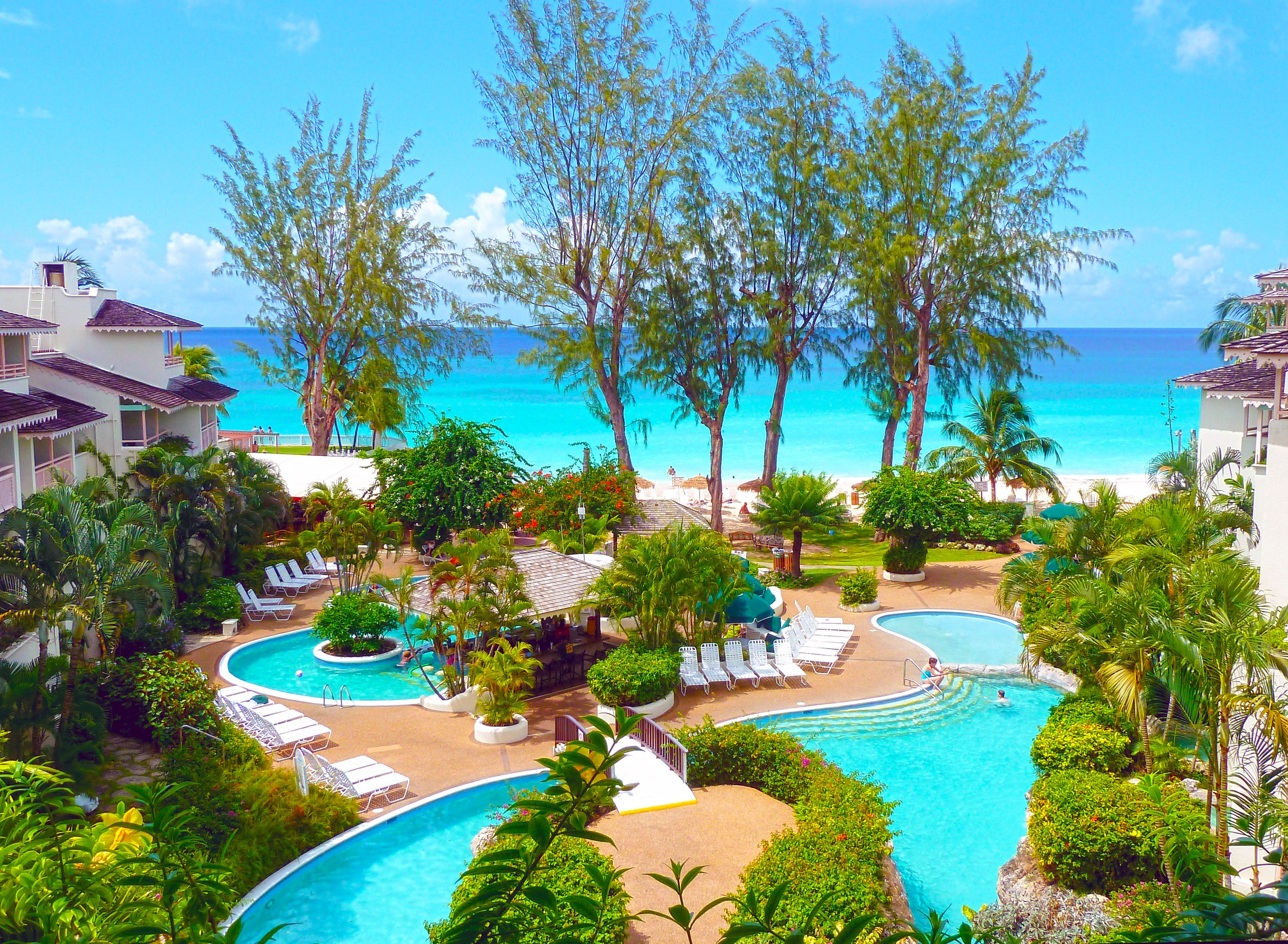 Bougainvillea Beach Resort In Christ Church Barbados