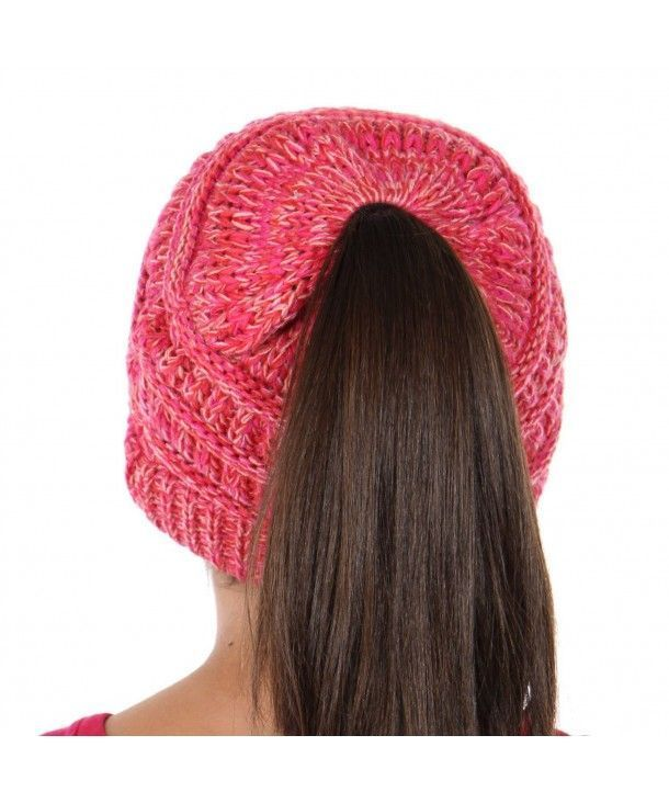 Beanie Tail Kids Soft Stretch Cable Knit Messy High Bun Ponytail Beanie Hat Tri Color Pink CC188DQOGCZ #kidsmessyhats Hats amp; Caps, Women s Hats amp; Caps, Skullies amp; Beanies, Beanie Tail Kids Soft Stretch Cable Knit Messy High Bun Ponytail Beanie Hat Tri Color Pink CC188DQOGCZ #Fashion #Women #Hats #Caps #style #outfits #shopping #Skullies amp; Beanies #kidsmessyhats