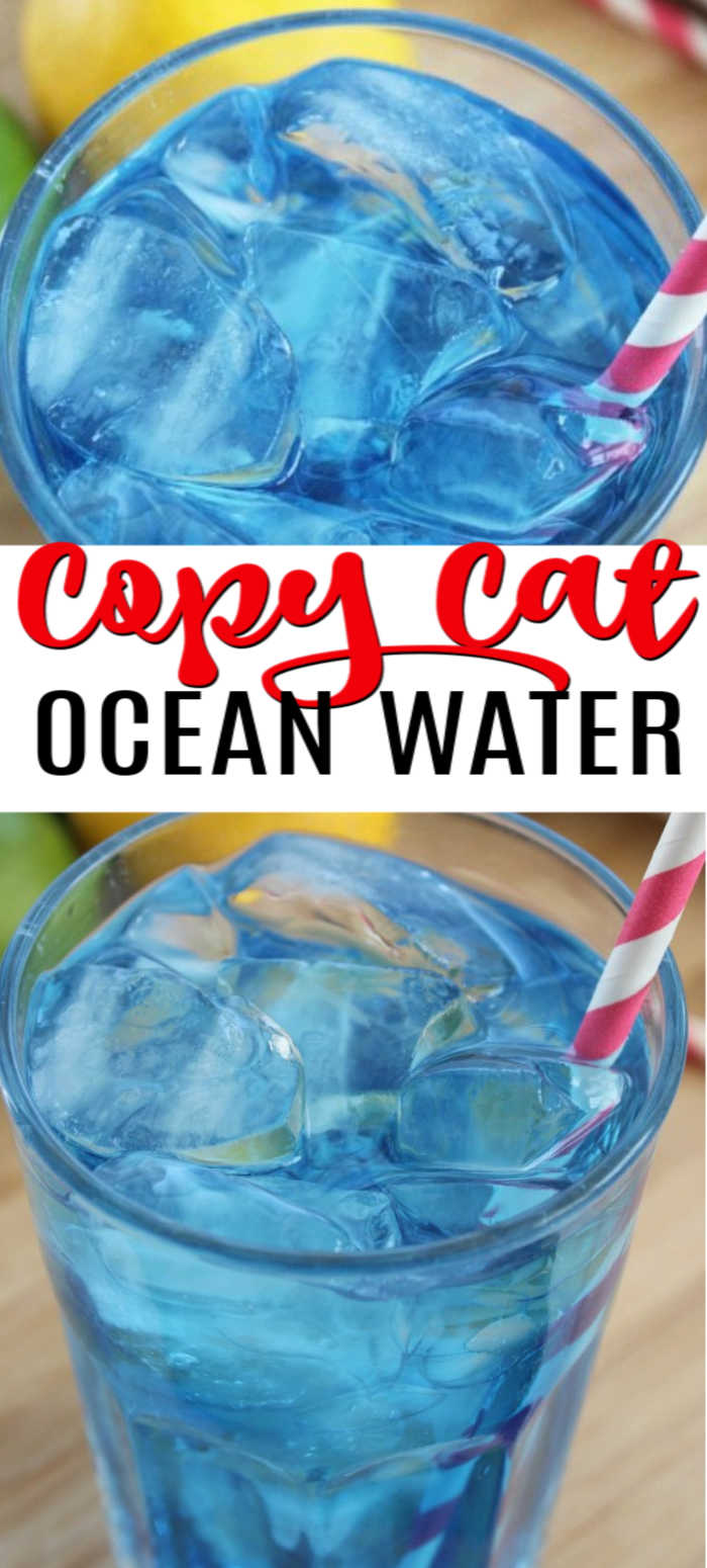 Easy Sonic Ocean Water Recipe Eating On A Dime Recipe In 2020 Sonic Ocean Water Ocean Water Drink Water Recipes