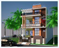 A Contemporary Home Design