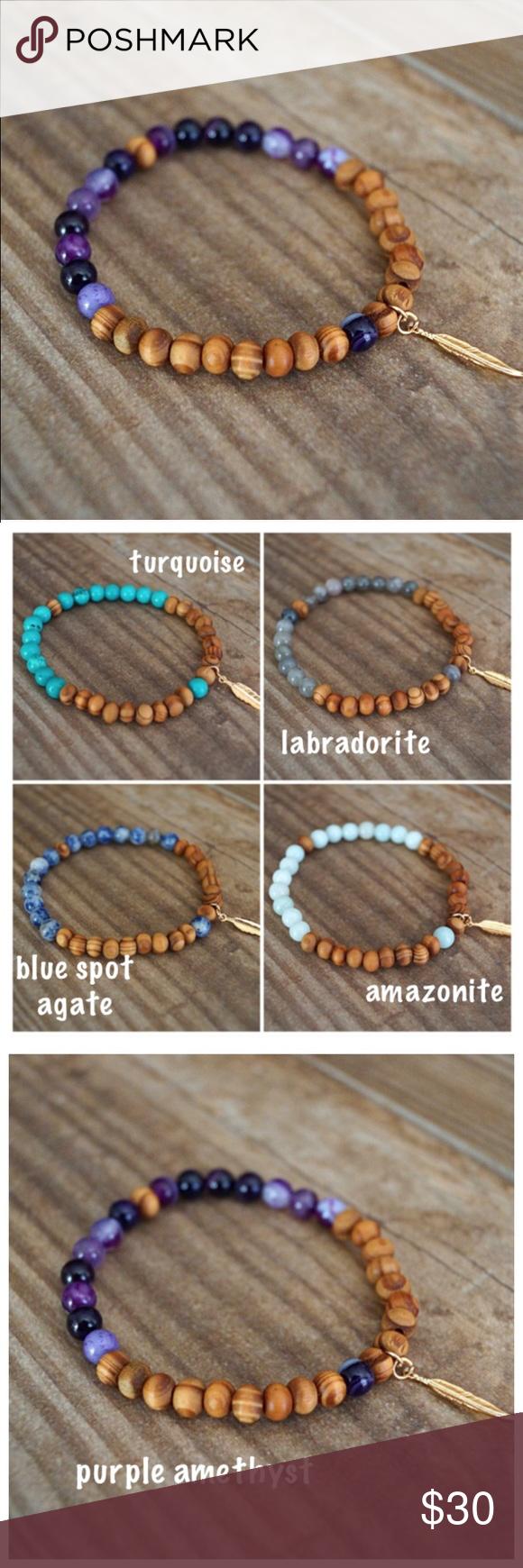 Function u fringe yin yang stretch bracelet boutique pinterest