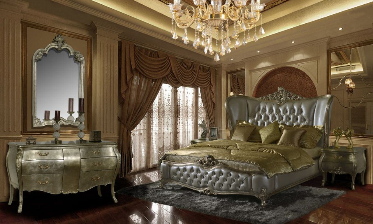 awesome Luxury Royal Furniture Bedroom Sets 74 In Home Decoration ...