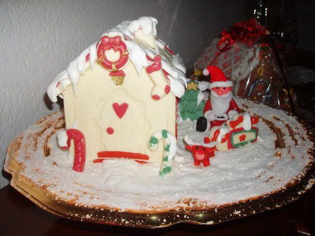 Casetta Di Natale Di Cioccolato : La casetta di babbo natale tm31 cioccolato chocolate pinterest