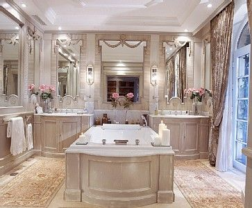 Tuscan Style Decorating | Italian Decoration Style: Bathroom   That Bathroom  *drools*