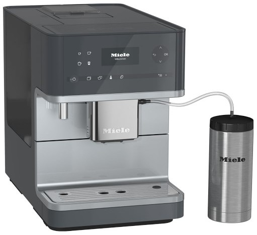 Miele 10 Countertop Coffee System Graphite Cm6350grgr Miele