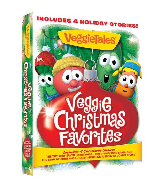 Need To Get Him Some Movies About The True Meaning Of Christmas Veggie Christmas Veggie Tales Christmas Christmas Favorites
