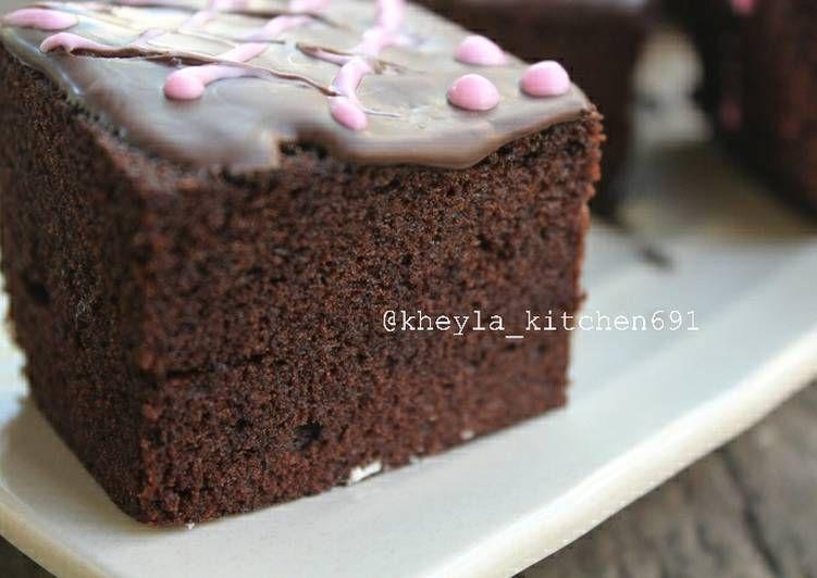 Resep Brownies Lembut Ala Kheyla Share Ulang Oleh Kheyla S Kitchen Resep Kue Lezat Makanan Resep Kue