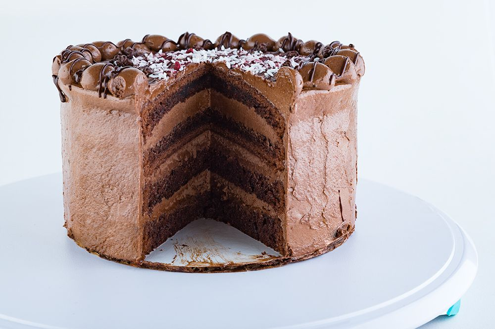 Get ready for a taste of heaven with our purely decadent
