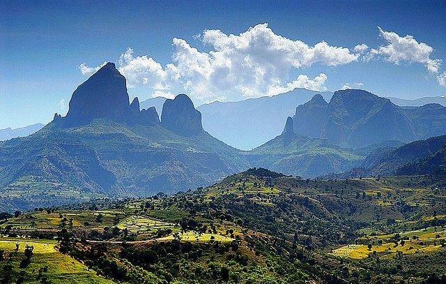 Ras Dashen - Amhara Region