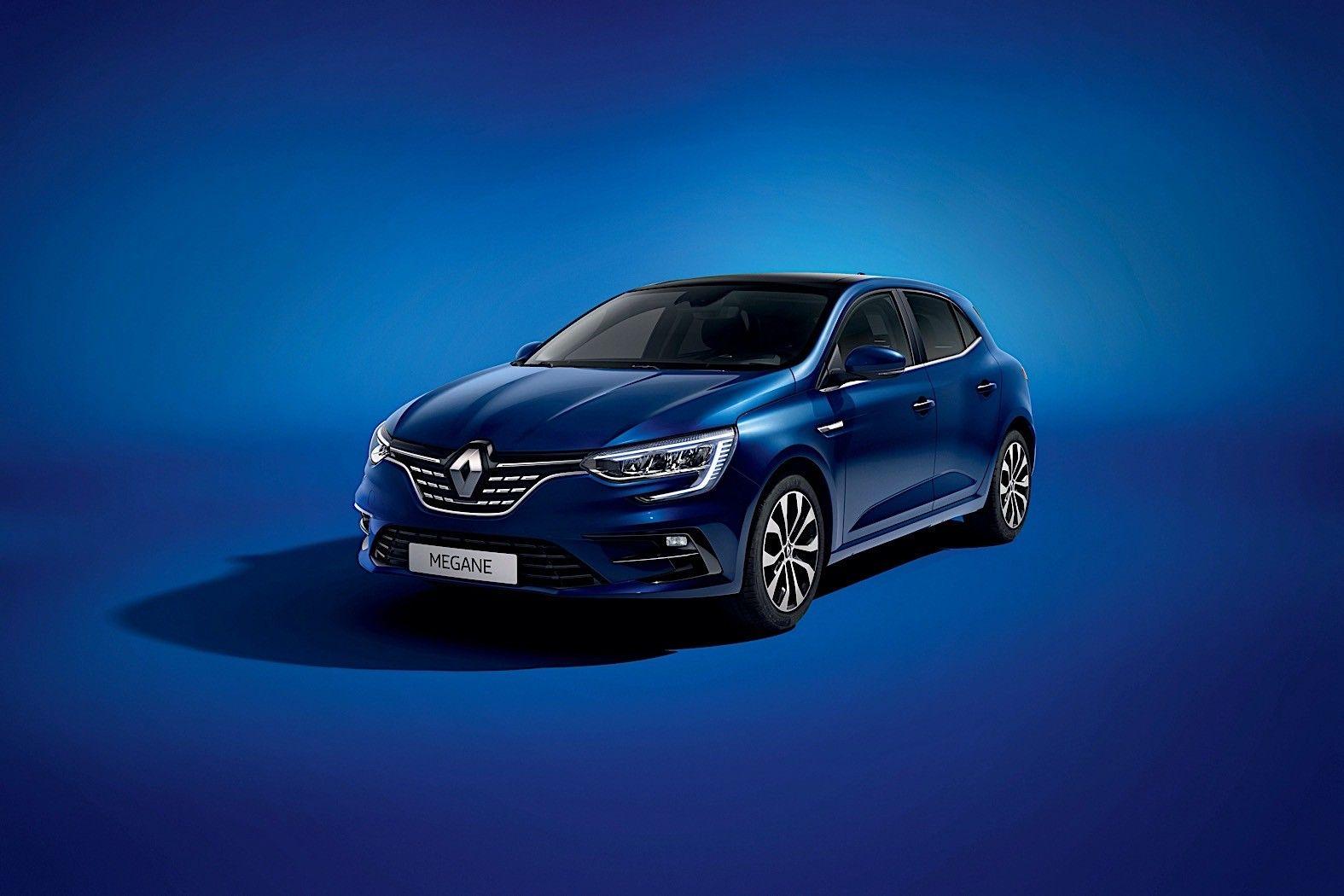 2021 Renault Megane Suv Release Renault Megane Renault New Renault