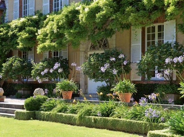 Jardin3 exteriores pinterest paisajismo casas - Paisajismo jardines casas ...