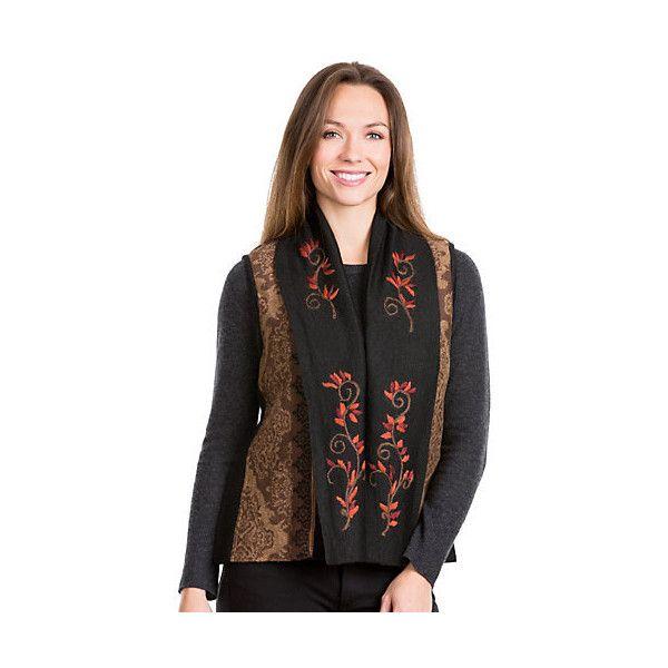 Erika Peruvian Alpaca Wool Vest ($199) ❤ liked on Polyvore featuring outerwear, vests, vest waistcoat, pattern vest, zipper vest, draped vest и zip vest