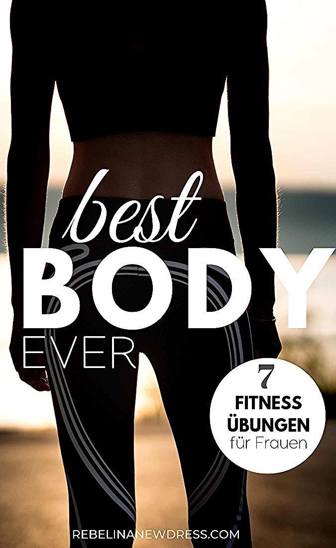 Du willst einen flachen Bauch und straffe Schenkel? Das sind die 7 besten Fitness-Übungen für Frauen...