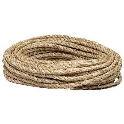 Lehigh Group Twisted Manila Rope Manila Rope Sisal Rope Manila