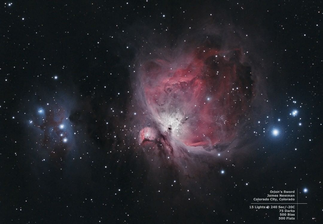 Pin by Matt on DEEP SPACE Orion nebula, Space