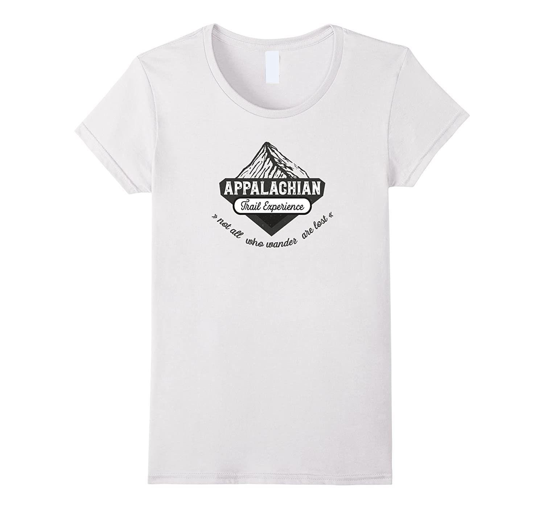 Appalachian Trail T Shirt Hiking Camping Outdoors AT Tee-Teehay