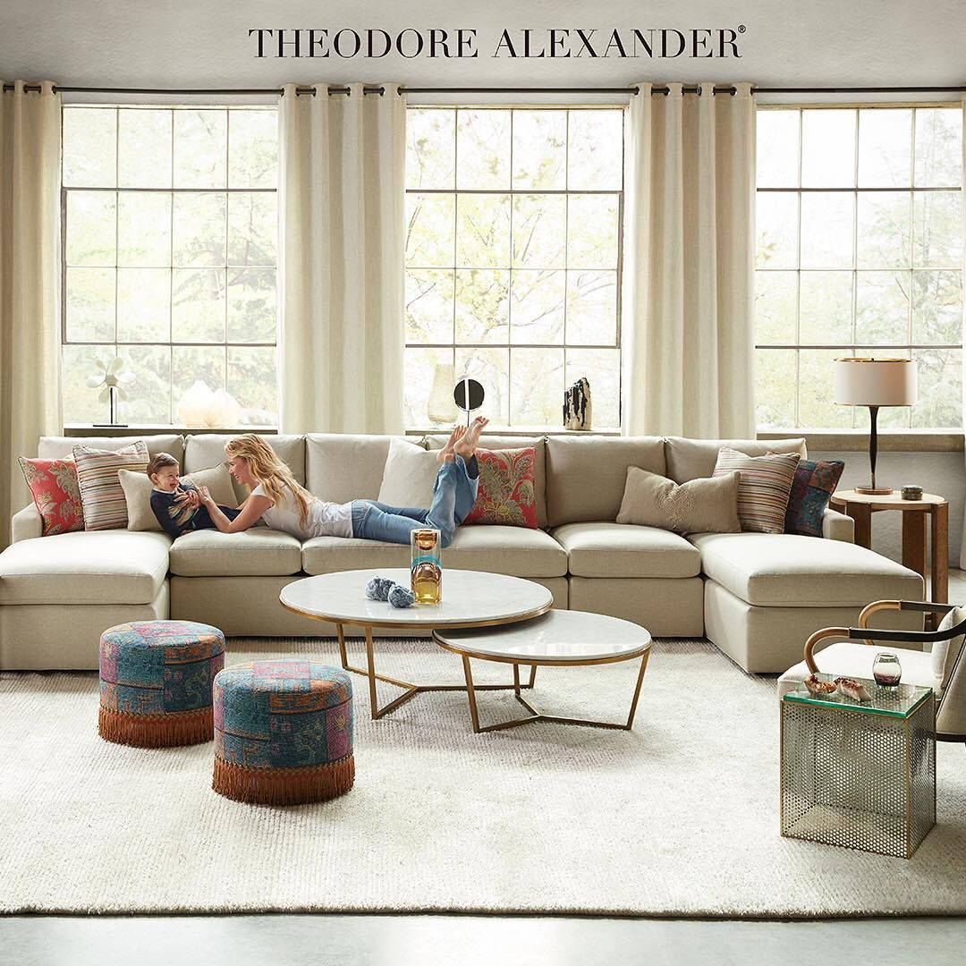 Theodore Alexander High End Luxury Furniture Sofa Saturdays Contemporary Designers Furniture Luxury Furniture Sofa Luxury Furniture Luxury Italian Furniture