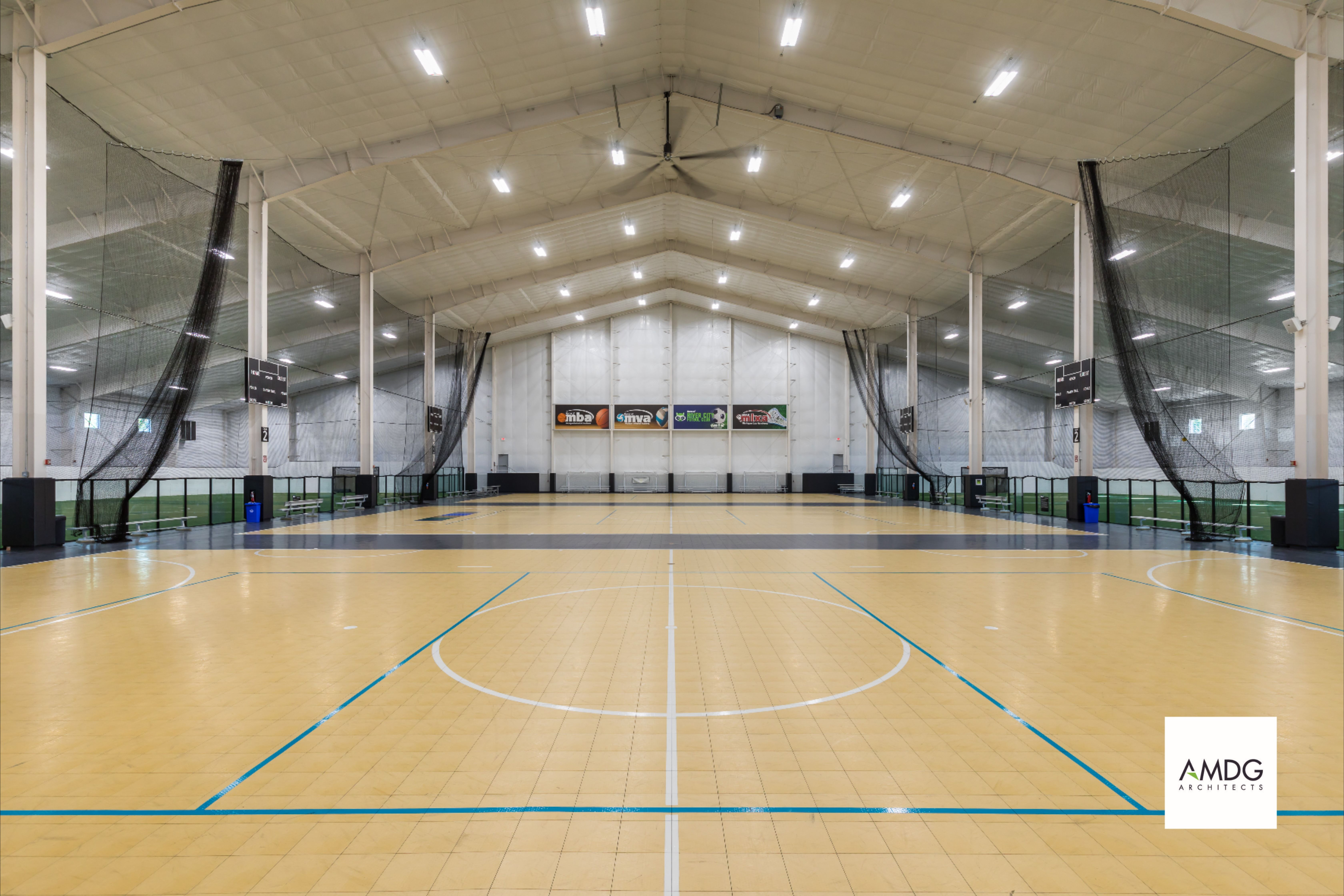Interior Amdg Architects Grand Rapids Mi Architect Grand Rapids Sports