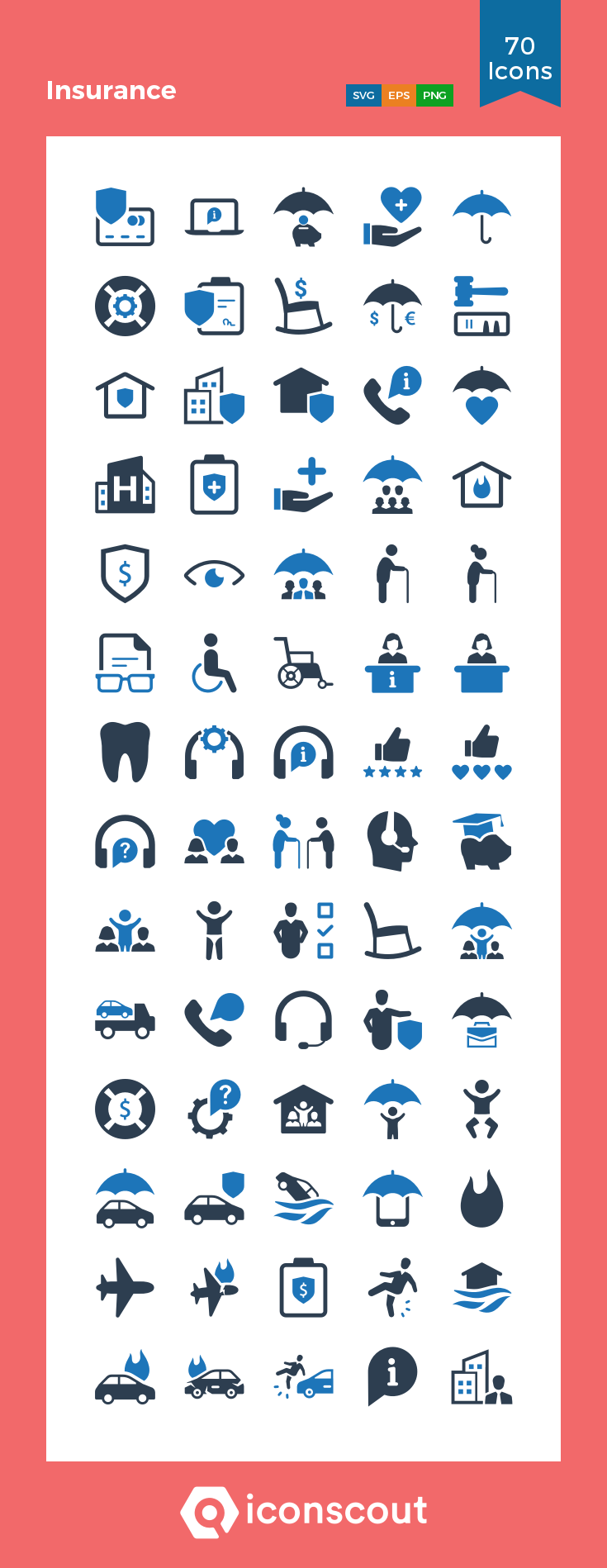 Download Insurance Icon Pack Available In Svg Png Eps Ai Icon Fonts Icon Pack Job Security Icon