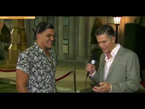 (423) BB19 Josh backyard interview Big Brother - YouTube ...