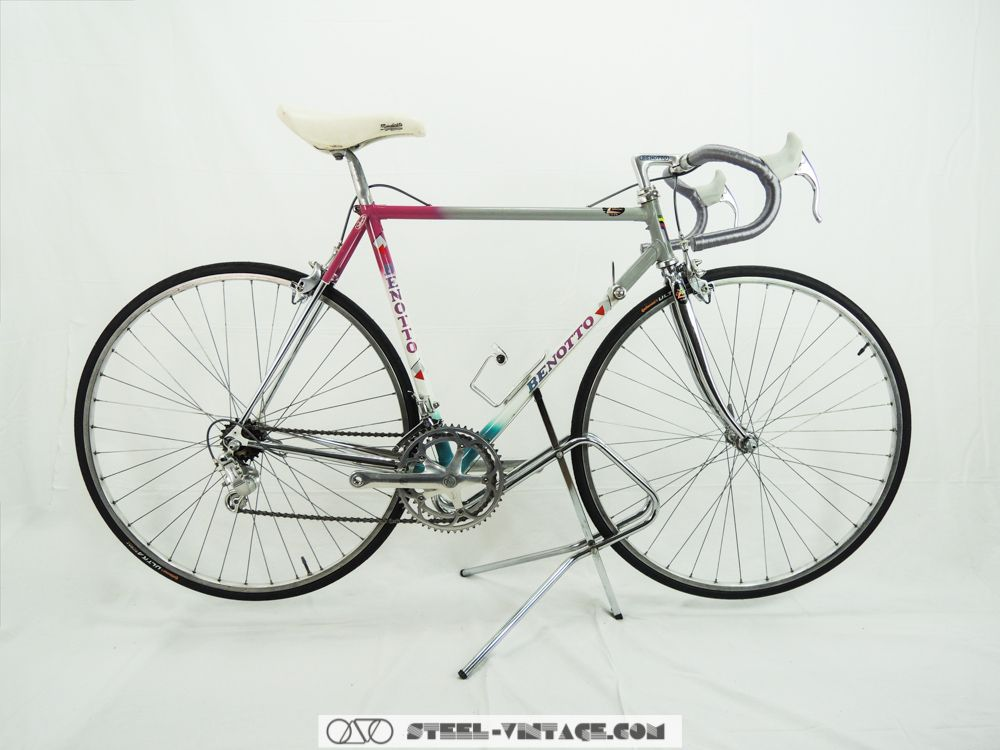 Steel Vintage Bikes Bicycles Classic Benotto Bicycle With Campagnolo Athena Vintage Bicycle Parts Bicycle Bicycle Bike
