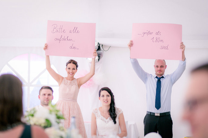 Photo of The 7 best wedding games: fun & entertaining!