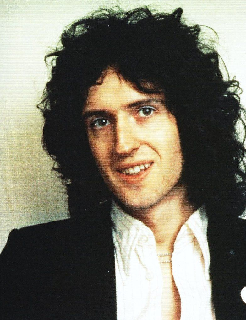 Young Brian | Queen in 2019 | Brian may, Queen brian may ...