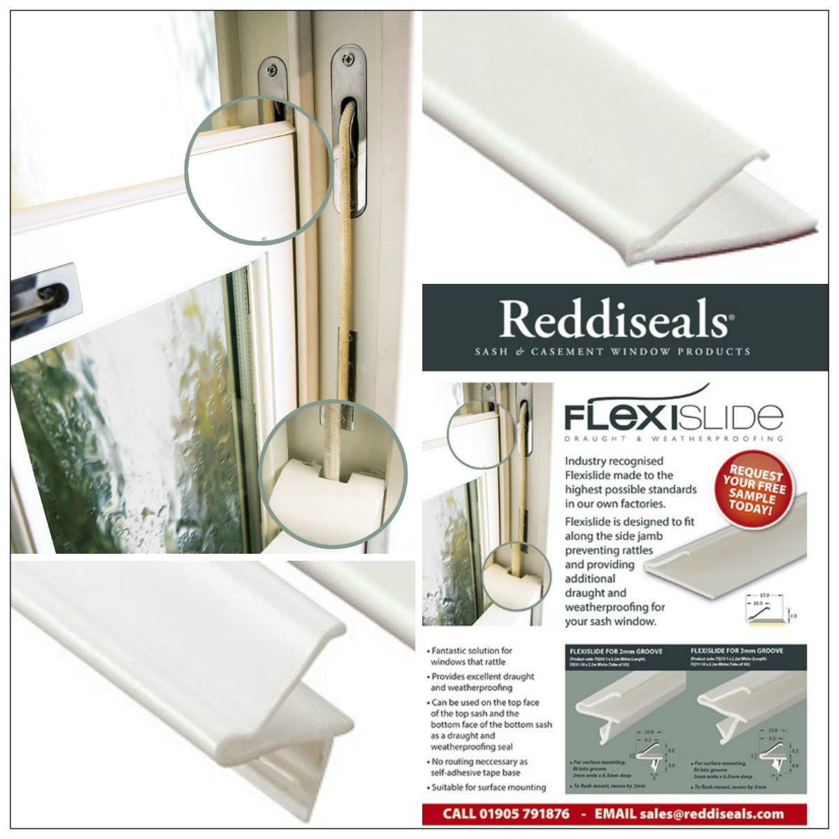 Freebiefriday Request Your Free Sample Of Self Adhesive Flexislide