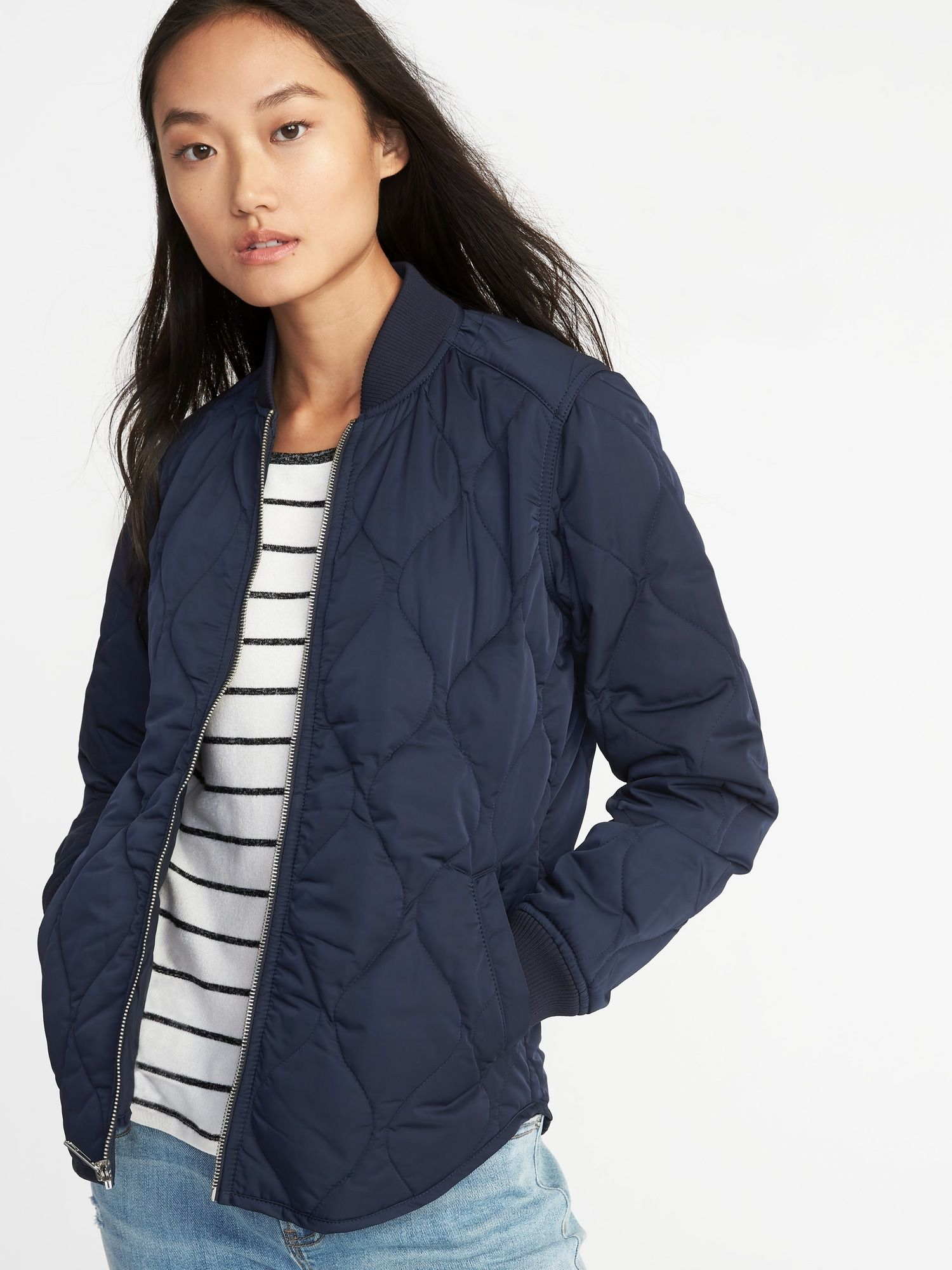 2a348ea27 Lightweight Quilted Jacket for Women | Old Navy | style. | Jackets ...